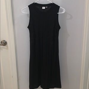 LBD with stripe detail